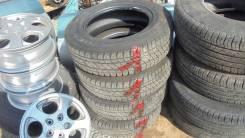 Bridgestone Dueler H/L D683. Всесезонные, 2010 год, износ: 10%, 4 шт