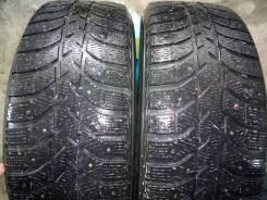 Bridgestone Ice Cruiser 5000. Зимние, шипованные, 2012 год, износ: 60%, 2 шт