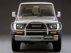 Toyota Land Cruiser Prado. QLJ78G QLJ78W QLJ71G, 2LT 2LTE