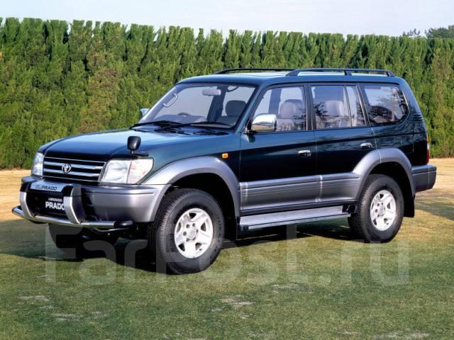 Toyota Land Cruiser Prado. ERZJ90W ERZJ95W, 3RZFE 1KZTE