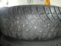 Michelin. Зимние, шипованные, 2009 год, износ: 30%, 1 шт