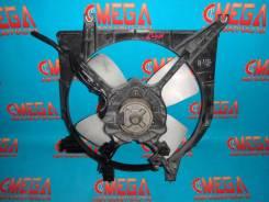 Вентилятор охлаждения радиатора. Mazda Demio, DW3W, DW5W Двигатели: B3E, B3ME, B5E, B5ME