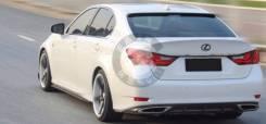 Спойлер. Lexus GS450h, GRL15, GRL11, GWL10, AWL10 Lexus GS350, GRL11, GWL10, AWL10, GRL15 Lexus GS250, GWL10, GRL15, AWL10, GRL11 Lexus GS300h, AWL10....