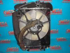 Радиатор охлаждения двигателя. Toyota Passo, KGC10, KGC15 Daihatsu Boon, M310S, M300S Двигатель 1KRFE