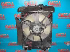 Радиатор охлаждения двигателя. Daihatsu Boon, M310S, M300S Toyota Passo, KGC15, KGC10 Двигатель 1KRFE