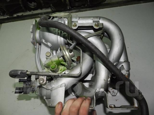 Коллектор. Mitsubishi Lancer Cedia, CS2A, CS2V, CS2W Mitsubishi Lancer, CS2A, CS2V, CS2W Двигатель 4G15