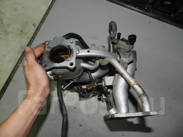 Коллектор впускной для двигателя Mitsubishi Lancer 9 4G18 4G15 T2346. Mitsubishi Lancer Cedia, CS2A, CS2V, CS2W Mitsubishi Lancer, CS2A, CS2V, CS2W Дв...