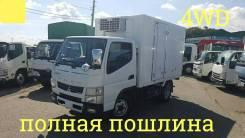 Mitsubishi Canter. MMC Canter 4WD, рефрижератор 3 тонны, 3 000 куб. см., 3 000 кг.