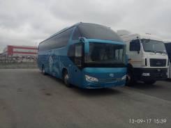 Higer KLQ6122B. Туристический автобус , 8 880 куб. см., 51 место