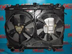 Радиатор охлаждения двигателя. Nissan: R'nessa, Prairie, Presage, Bassara, Liberty Двигатели: SR20DE, KA24DE