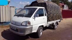 Toyota Lite Ace. 4WD, борт 1 тонна+ тент, 2 200 куб. см., 1 000 кг.