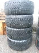 Michelin X-Ice North Xin2. Зимние, шипованные, износ: 30%, 4 шт