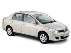 Nissan Tiida. C11 SC11, HR16DE MR18DE