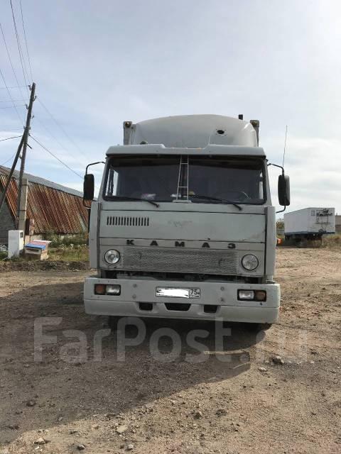 Камаз 53202. Продаётся фургон , 1991 года, 10 850 куб. см., 10 000 кг.