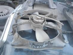 Вентилятор охлаждения радиатора. Toyota Sprinter Trueno, AE91