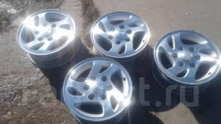 Toyota. 6.0x15, 6x139.70, ET29, ЦО 56,1мм.
