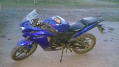 ABM X-moto GX250. 250 куб. см., исправен, птс, с пробегом. Под заказ