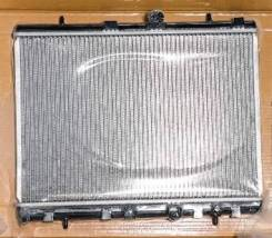 Радиатор охлаждения двигателя. Citroen C2 Citroen C-Elysee Peugeot 208