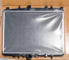 Радиатор охлаждения двигателя. Citroen C5 Peugeot 406 Peugeot 607