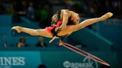 Художественная гимнастика!