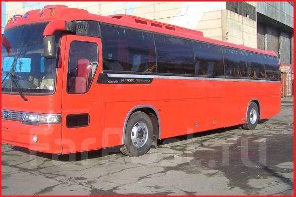 Kia. Автобус туристический kia grandbird, 11 000 куб. см., 43 места