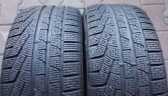 Pirelli Winter 240 Sottozero 2, 245/45 R17. зимние, без шипов, 2015 год, б/у, износ 10%