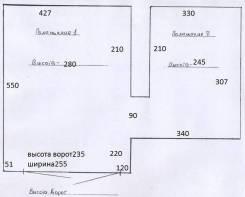 Гаражи капитальные. улица Сабанеева 14, р-н Баляева, 34 кв.м., электричество