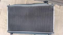 Радиатор охлаждения двигателя. Honda Civic, FD3, FD2, FD1 Двигатель P6FD1