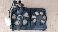 Вентилятор охлаждения радиатора. Honda Civic, FD2, FD3, FD1 Двигатель P6FD1