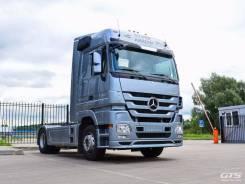 Mercedes-Benz Actros. Седельный тягач Silver Arrow, 12 780 куб. см., 18 000 кг.