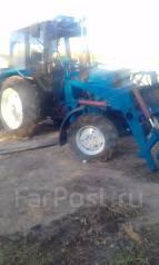 """МТЗ. Продам трактор """"Беларус""""82.1, 4 700 куб. см."""