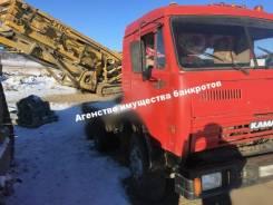 Камаз. Седельный тягач -65115С, 2002 года, 200 000 куб. см., 100 000 кг. Под заказ