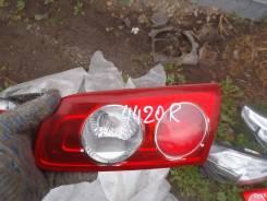 Вставка багажника. Mazda Demio, DY3W