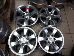 Toyota. 7.5x17, 6x139.70, ET30, ЦО 106,0мм.