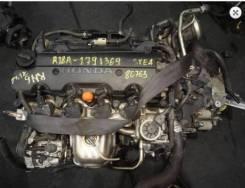 Двигатель в сборе. Honda Stream Honda Crossroad Honda Civic Двигатель R18A