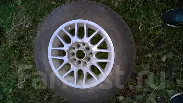 Bridgestone Blizzak VRX. Зимние, износ: 5%, 4 шт