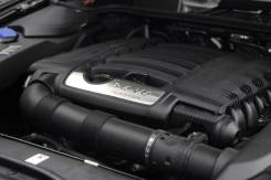 Двигатель 3.6B M55.02 на Porsche без навесного
