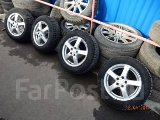 Колеса Зима Шипы 185/65R15 Pirelli Ice Zero Литье 5*100 et38 6jj. 6.0x15 5x100.00 ET38 ЦО 72,0мм.