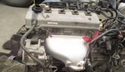 Двигатель в сборе. Toyota Corolla Spacio, AE111, AE111N Toyota Sprinter Carib, AE111, AE111G Toyota Corolla, AE111 Двигатель 4AFE