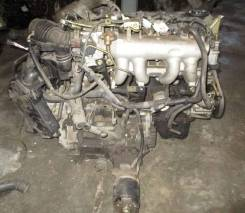 Двигатель в сборе. Nissan Sunny, FNB15 Двигатель QG15DE