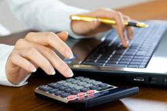 ищу работу бухгалтера в находке