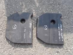 Крышка двигателя. Mazda Premacy, CREW Двигатель LFVD