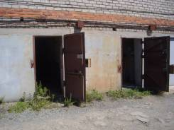 Гаражи капитальные. улица Адмирала Юмашева 7, р-н Баляева, 19кв.м., электричество, подвал. Вид снаружи