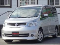 Nissan Serena. автомат, передний, 2.0, бензин, 76 000 тыс. км, б/п, нет птс. Под заказ