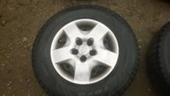 Колесо запасное. Nissan X-Trail Toyota: Harrier, Kluger V, Chaser, Corolla, Corona