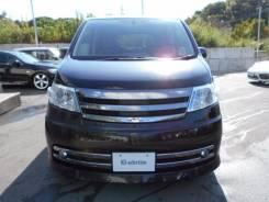 Nissan Serena. автомат, передний, 2.0, бензин, 88 000 тыс. км, б/п, нет птс. Под заказ