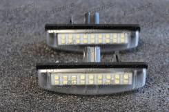 Подсветка. Toyota Camry, ACV40, ACV45, ACV41 Toyota Avensis Lexus RX330