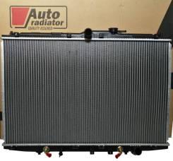 Радиатор охлаждения двигателя. Honda Concerto Honda Civic Shuttle