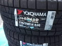 Yokohama Ice Guard IG50+. Зимние, без шипов, 2017 год, без износа, 4 шт
