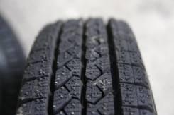 """Пара Bridgestone Blizzak VL1 145R12LT + штамповка 4x139.7. 3.5x12"""" 4x139.70"""